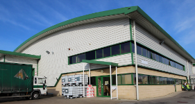 grotech new factory at Britannia Road