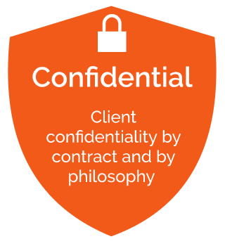 client confidentiality by contract and by philosophy