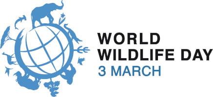 world wildlife day 2021 logo